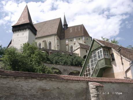 Kirchenburg Birthälm