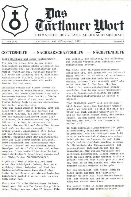 TW Ausg. 1